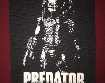 Predator Cloth Punk Patch