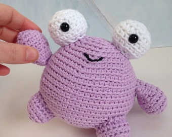 Crochet Monster - amigurumi - monster