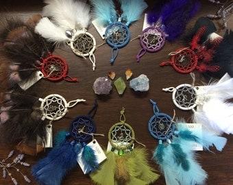 Zodiac dreamcatchers