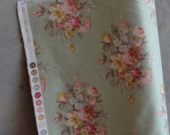 Tilda Fabric- Soft Ligt Green - Fat Quarter