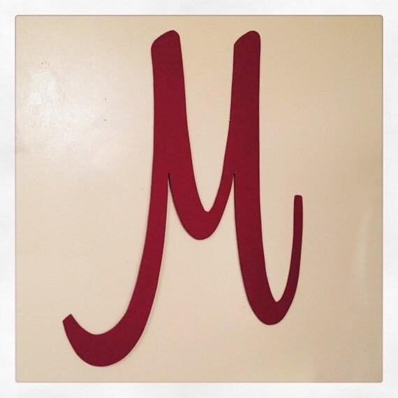 wooden letters fancy font custom font letter j letter e letter