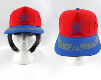 finest selection 911ca c1576 ... netherlands new york mets pillbox hat eraser 80s ny hat 1980s new york  hat baseball hat