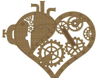 Steampunk Heart 2