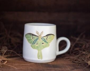 MADE TO ORDER: Custom Creature Mug
