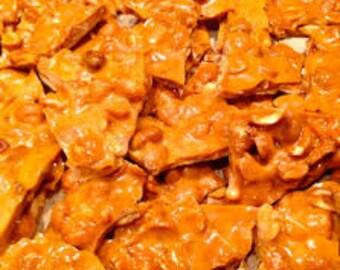 Famous Peanut Brittle 1 lb