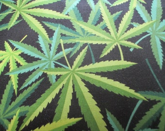 Herb cotton fabric by Alexander Henry