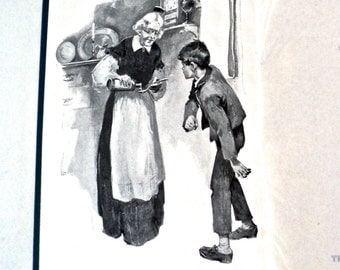 1912 When Life Was Young At The Old Farm Novel