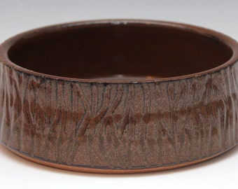 Tree Dog Bowl