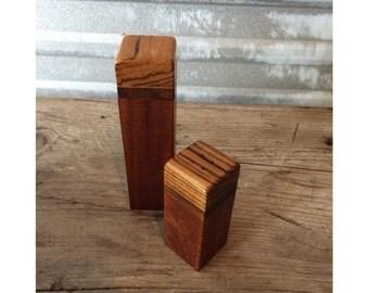 Scandi Design Salt and Pepper Shakers