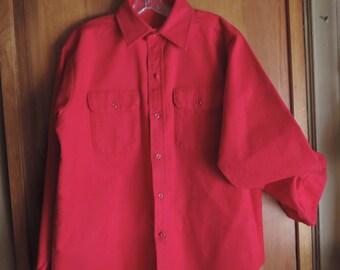 A Robust Moleskin Shirt