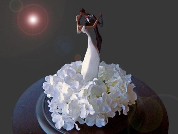 nigerian wedding cake toppers american wedding cake topper ethnic by 17878