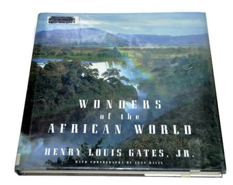 Wonders of the African World. Henry Louis Gates, Jr. Lynn Davis. Africa. African. Swahili. Geography. African History Book. Reference Book.