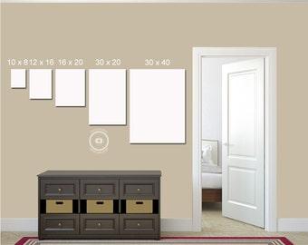 Wall Art Guide - Digital Download - Hall 01