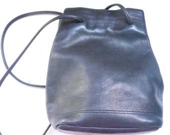 Nine West Black Leather Purse
