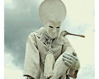 surrealistic artwork/postcard no. 088