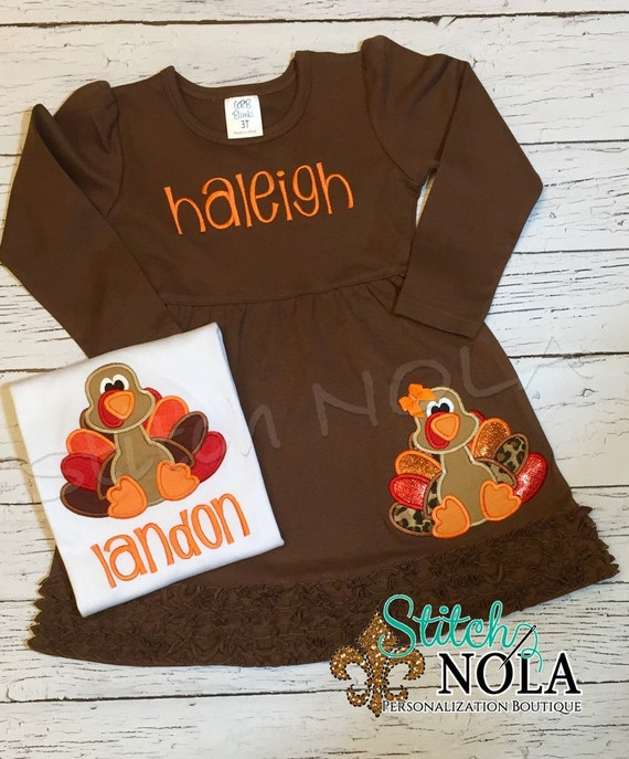 Turkey Shirt, Bodysuit, Bubble, Romper or Dress