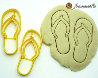 Flip-Flops Cookie Cutters/Single/Set/Multi-Size