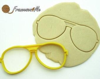 Aviators Sunglasses Cookie Cutter/Multi-Size