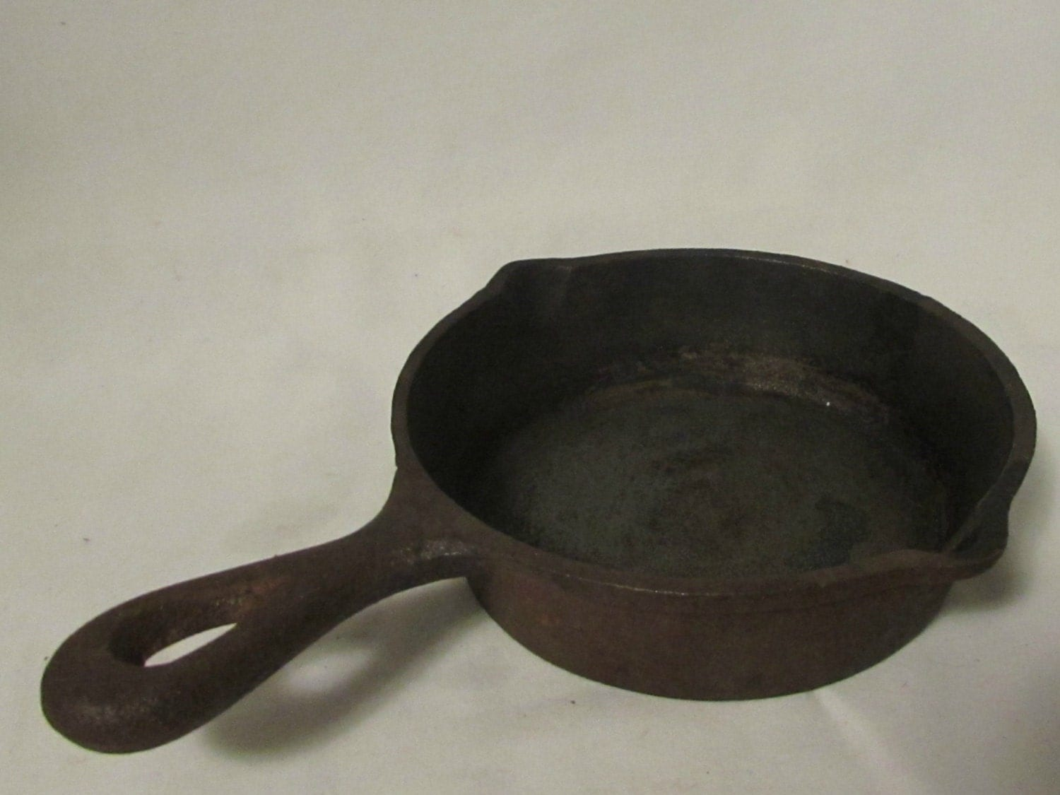 Cast Iron Skillet Small