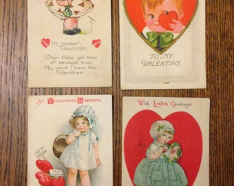 Valentine Postcards