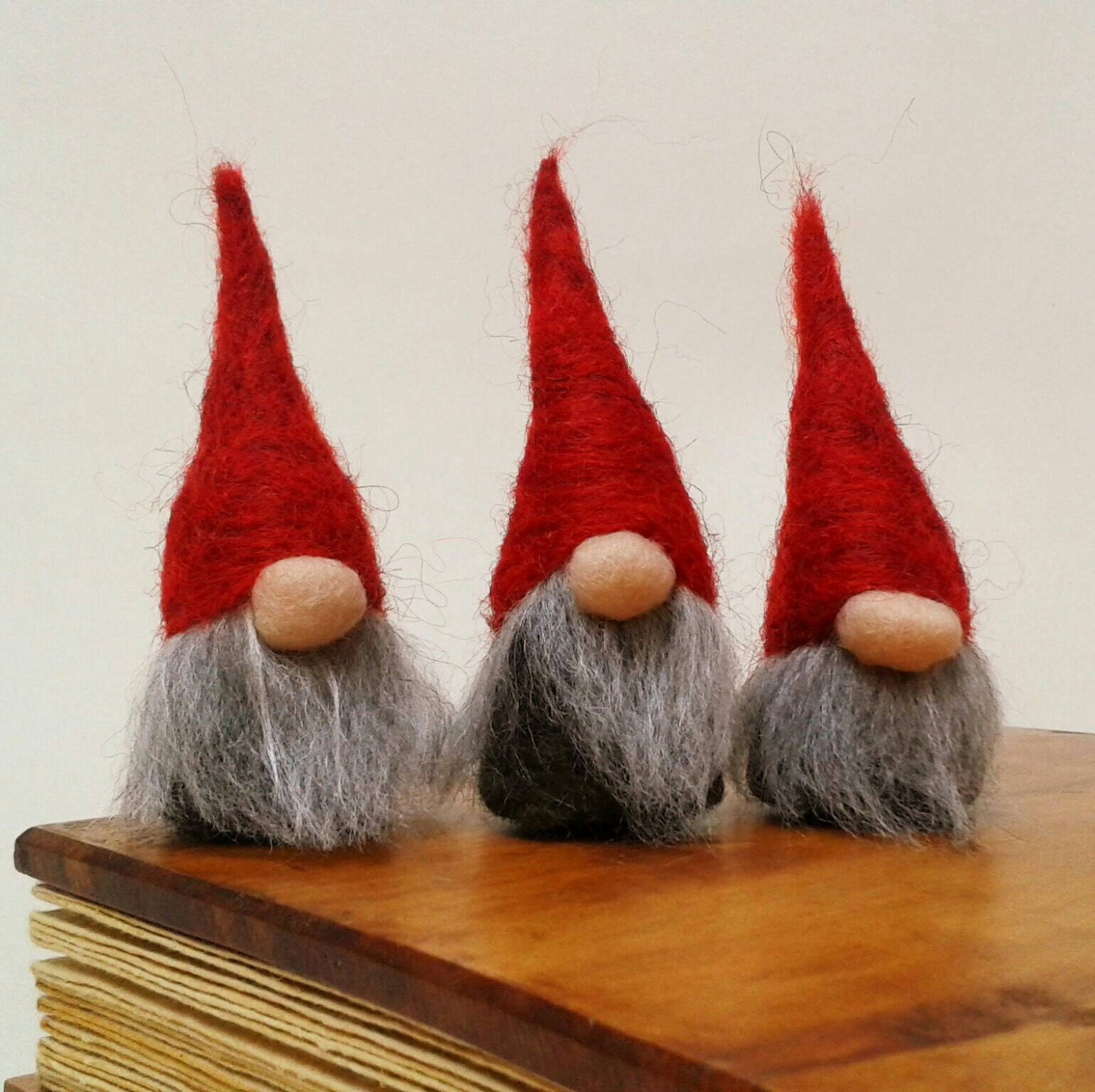 Christmas Decorations Norwegian Christmas Gnomes Tomte Nis