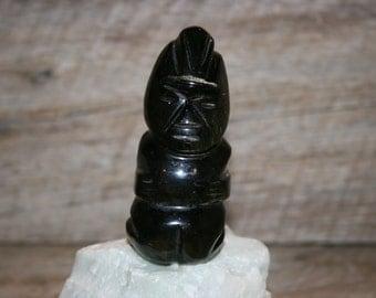 obsidian totem