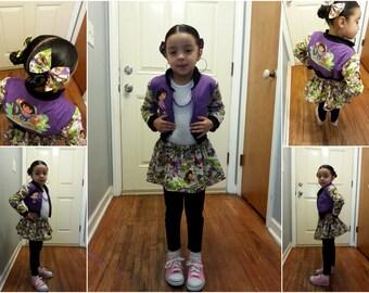 Custom Dora Outfit