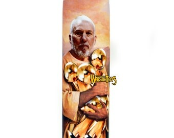 Coach Pop Funny Prayer Candle Great Gift for Basketball Fans! Made to Order