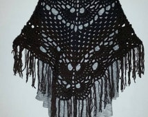 Delicious large shawl