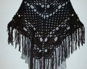 Delicious large shawl