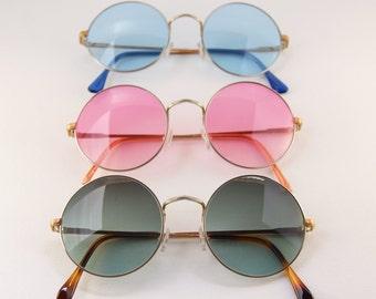 Vintage Sunglasses Steinhagen - 90s sunglasses -  original vintage sunglasses - NBW - Made in Italy