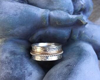 Spinner Ring Meditation Ring