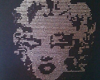 New Marilyn Monroe Bling Rhinestones Fitted shirt *all sizes* tourist gift fan