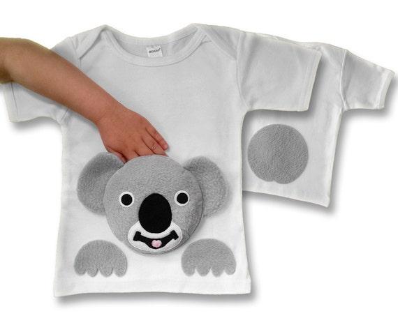 items similar to koala baby koala shirt baby gift baby