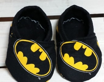 BATMAN Crib Shoes/Booties