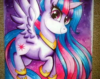 My Little Pony Twilight Sparkle Art Print