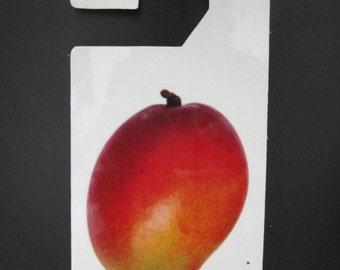 Mango Fruit Do not disturb door hanger.