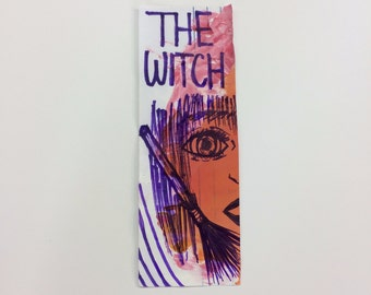 The Witch Bookmark