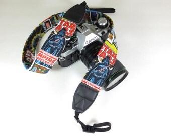 Star Wars Camera Strap - Darth Vader - DSLR / SLR