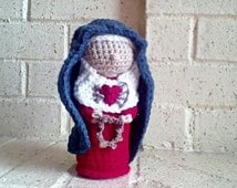Our Lady of Sorrows Soft Doll