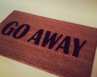 Oh Sh T Not You Again Funny Rude Doormat Novelty