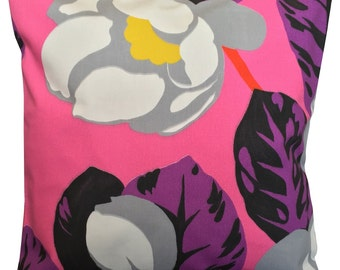 Designer's Guild Flamingo Park Fuchsia Cushion Cover