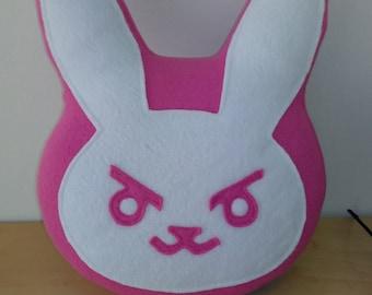 D.Va Bunny Pillow - Overwatch