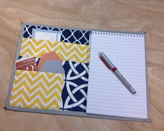 Steno Padfolio Notebook Cover