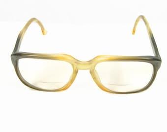 Vintage Fashion Eye Glasses Plastic Frame Eyewear SRO 140 USA