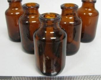 mini amber bottles (32)