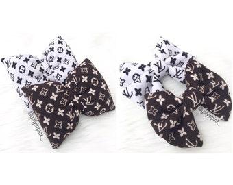 Louis Vuitton bows