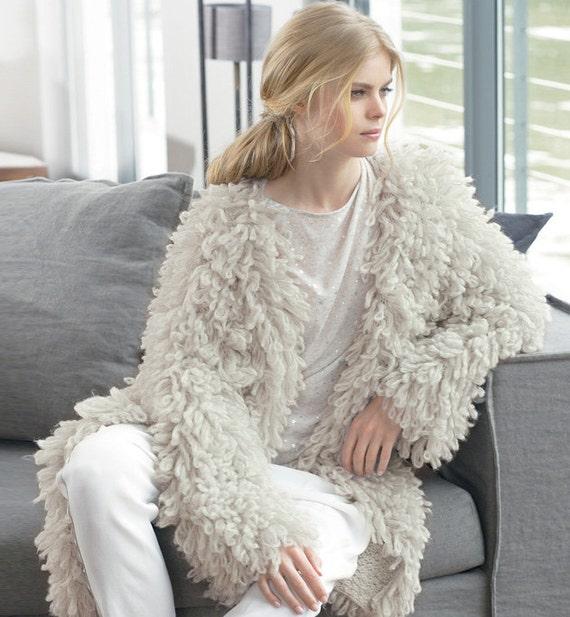 articles similaires manteau fourrure femme phildar. Black Bedroom Furniture Sets. Home Design Ideas