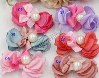 6 pcs Hair Bow, Girls Hair Bow, Girls Hair Bow Accessories