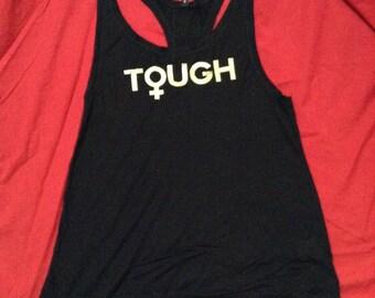 Tough woman vest